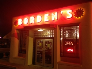 Borden's Ice Cream Shoppe