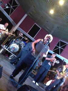 Rockin' Dopsie ar River Ranch concert